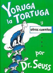 Yoruga la tortuga.  Por Dr. Seuss.