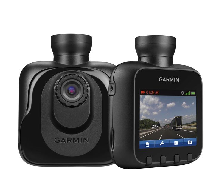 Garmin launches highdefinition dash cam with automatic