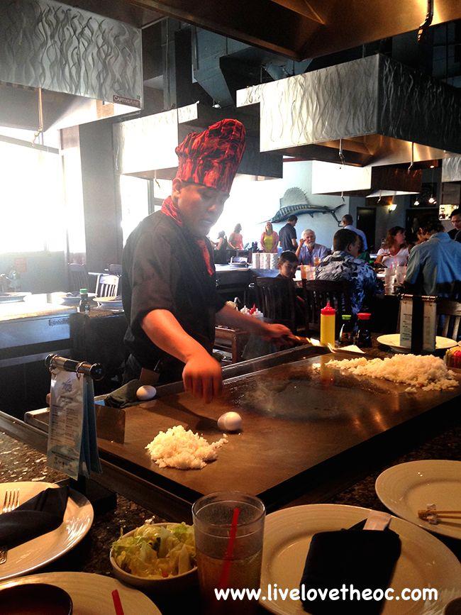 Riptide Sushi in Mission Viejo