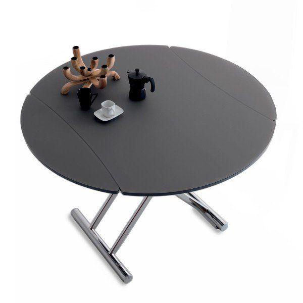 Table Basse Relevable Ronde Saint Germain Meubles Et Atmosphere Table Basse Relevable Table Basse Mobilier De Salon