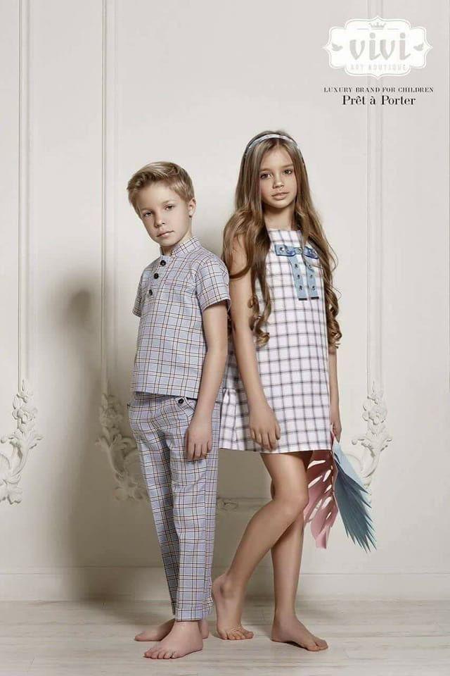 Luxury brand for children.