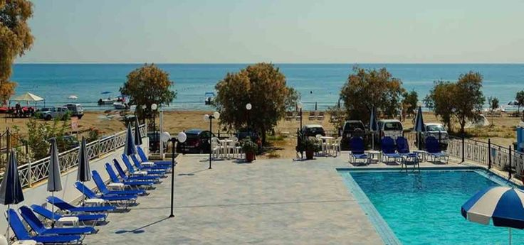 Andreolas Beach Hotel | Laganas Literally... on the beach