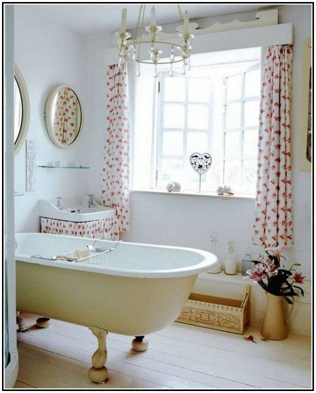 Window Curtains For Bathroom