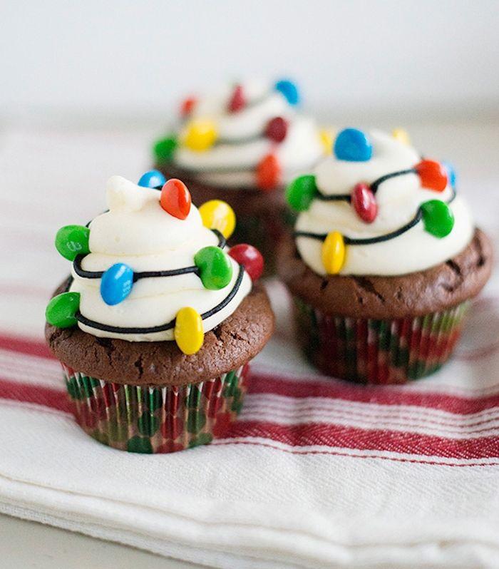1001 + recettes et idées de dessert de Noël facile et original | Dessert noel facile, Cupcake ...