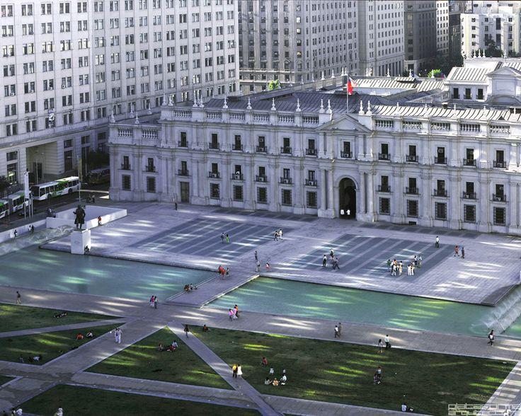 Galería - Centro Cultural Palacio La Moneda – Plaza de la Ciudadanía / Undurraga Devés Arquitectos / Undurraga Devés Arquitectos - 1