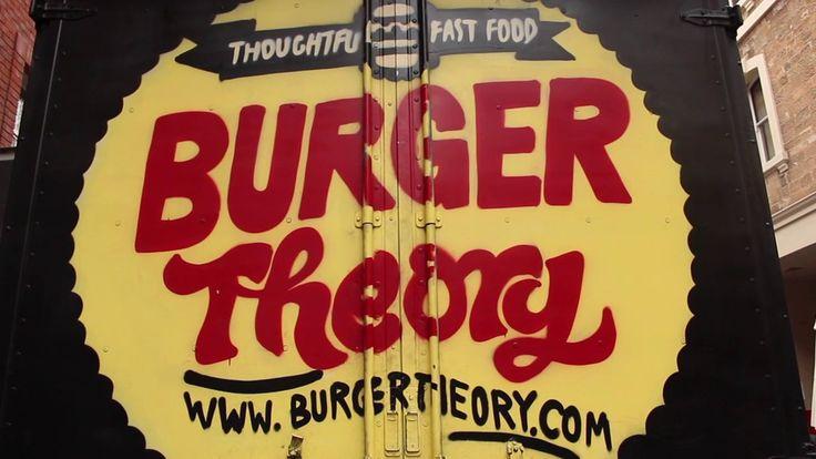 Street Food Stories - Burger Theory by Karen Lobban