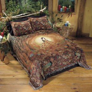 summers cauldron bedspread new age spiritual gifts at pyramid collection