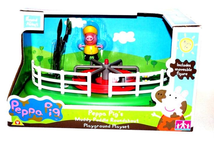 Peppa Pig Playground Playset