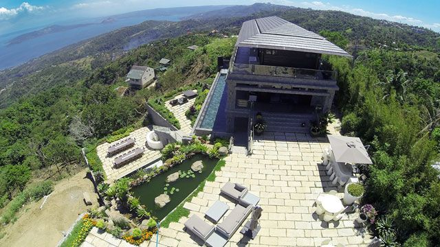 Willie Revillame S Enchanting House In Tagaytay