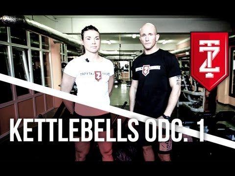 Trening funkcjonalny - Kettlebells: odc. 1