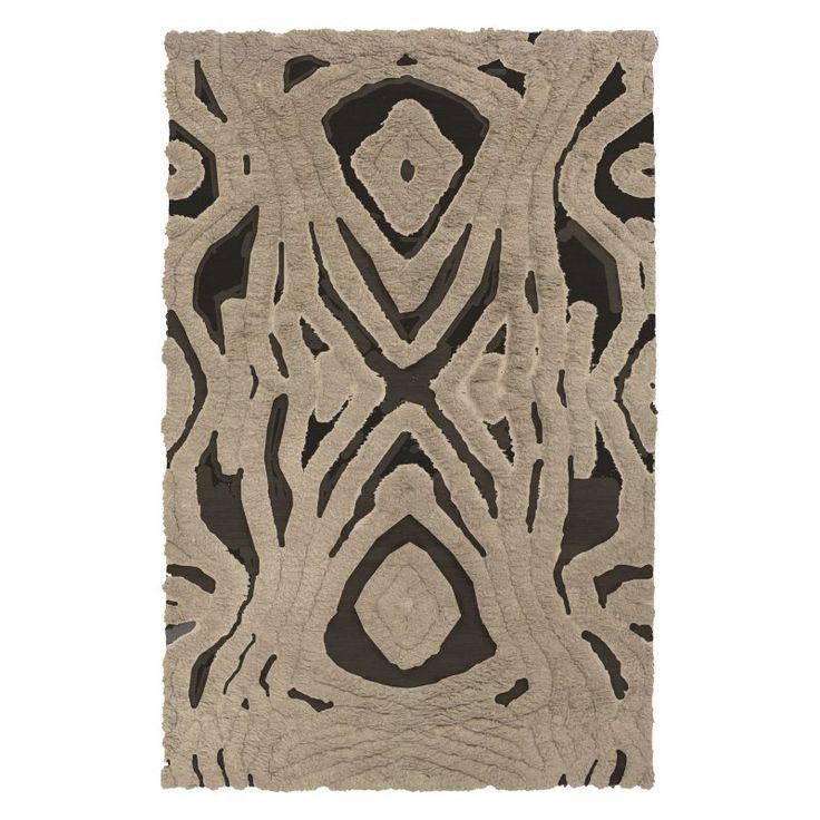 Surya Midelt MDT100 Novelty Indoor Area Rug Charcoal - MDT1005-3656