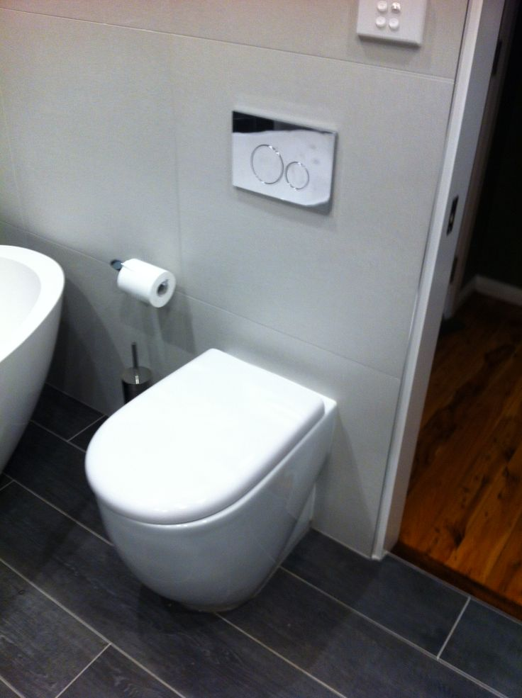 Concealed cistern