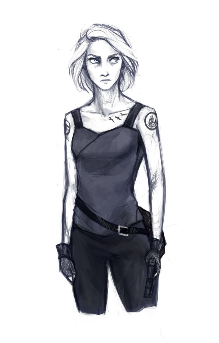 """eskatoad: """" Beatrice Prior (Insurgent) I don't think I intended to make her look so terrifying when I started this wait no maybe I did """""""