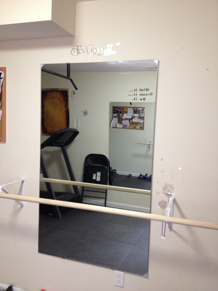 Home Gym Mirrors Home Depot