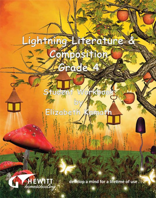Announcing Lightning Literature Grade 4: Expanding your Homeschool World — In August 2017, we will release the first semester of... (Click the photo for all the details!)