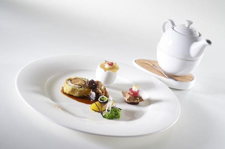 Bocuse d'Or 2015 | CANADA - Meat dish :copyright: Photos Le Fotographe- chef Laurent Godbout.