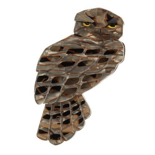 Erstwilder Limited Edition Thorny Tawny Brooch; $34.95 (AUD)