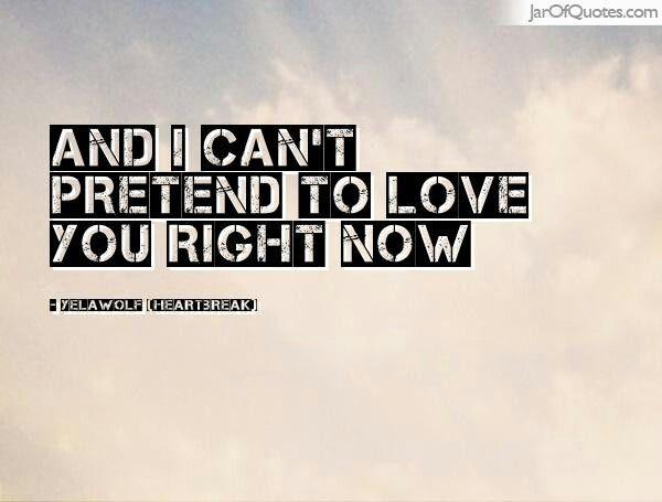 Heartbreak 💔