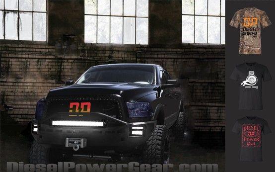 #diesel #power #gear #diesels #trucks #dieseltrucks #DPG #ram #dodge #cummins #builtdiesel #giveaway #black