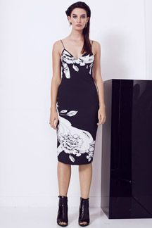 Rapture Midi Dress