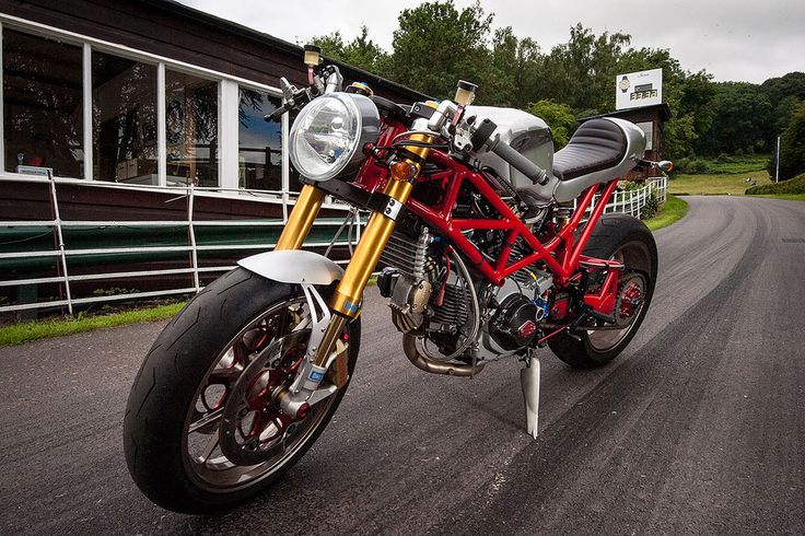 Ducati Cafe Racer JG_08 | by bonephotographic.com
