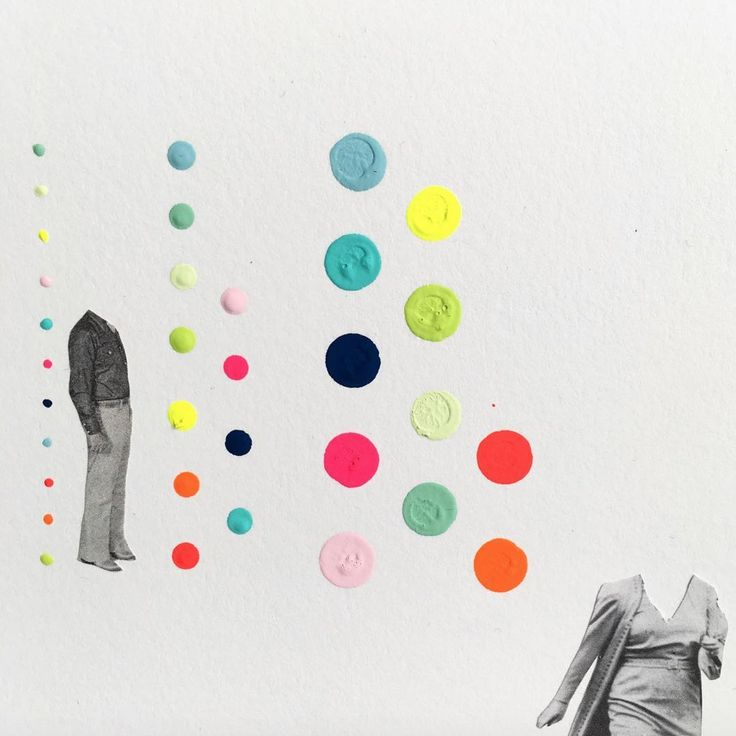 Super inspired! Did you know that Danielle Krysa, the creator of the amazing The Jealous Curator blog, is an artist too? And she definitely realises stunning collage artworks.