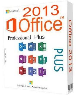 Microsoft Office Pro Plus 2013 RTM (x86/x64) Activate