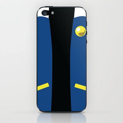 Ash Ketchum Vest iPhone & iPod Skin by Sabrina Potocnik - $15.00