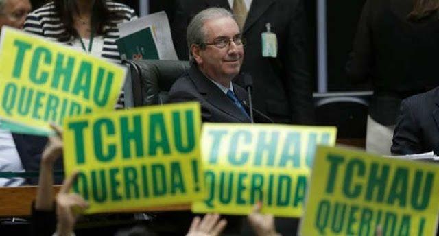#JUICIOPOLITICO: UN DIPUTADO BRASILEÑO DEDICO SU VOTO AL TORTURADOR DE DILMA ROUSSEFF    Las declamaciones de la oposición se pronunciaron en contra del cambio de sexo y hasta por la paz en Jerusalém Este domingo el golpe de Estado orquestado por la derecha brasileña dio el primer paso. Superando los 342 votos afirmativos la Cámara de Diputados aprobó el impeachment contra la presidenta Dilma Rousseff. Ahora quedará en manos del Senado definir si convalida la interrupción del orden…