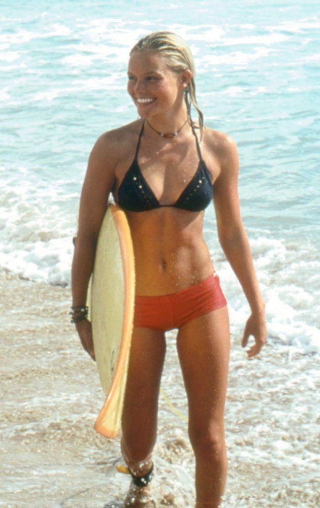 "Kate Bosworth ...  "" Blue Crush "" ( 2002 )  fitness motivation everytime I watch this..."