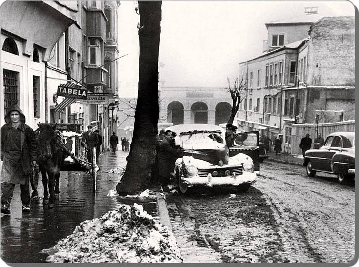 Cagaloglu 1960 lar