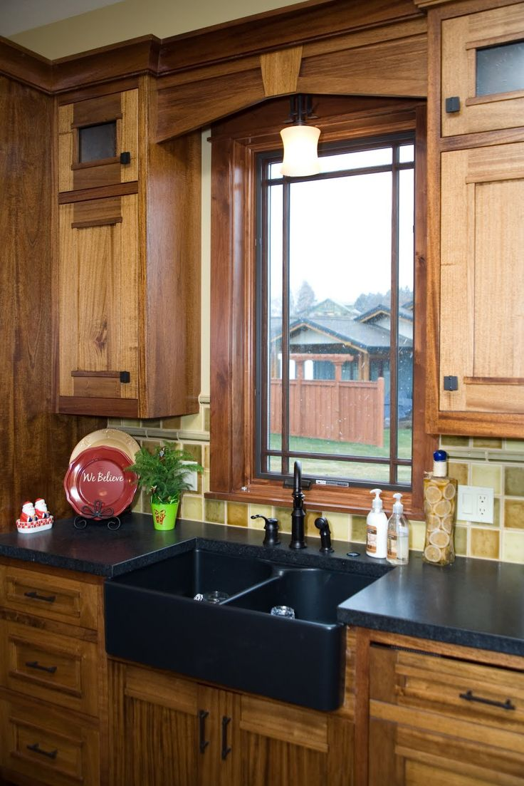 Peterson Woodworks: Craftsman Kitchen