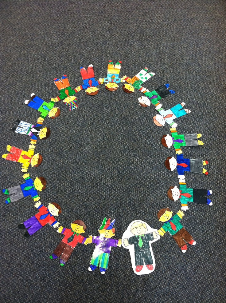 Flat Stanley Project '12... Good way to start before sending them off!
