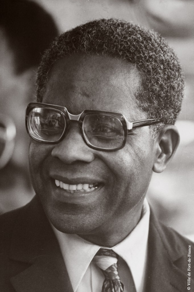 """Aime Cesaire was a Francophone poet, author and politician from Martinique. He was """"one of the founders of the négritude movement in Francophone literature"""