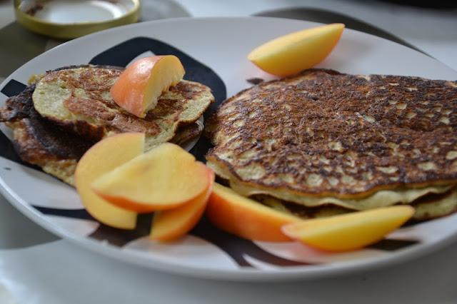 Sunde morgenpandekager - uden mel og sukker