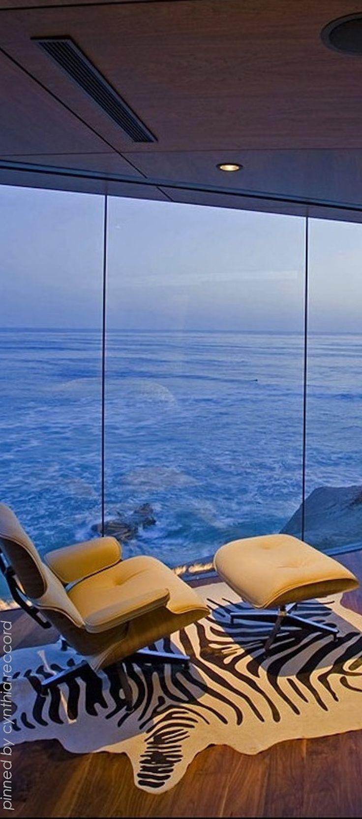 Ocean Front View, La Jolla, California | cynthia reccord