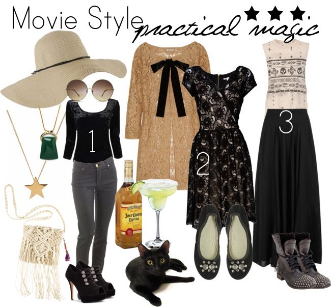 XOXO, Sam | A Lifestyle Blog: Movie Style: Practical Magic