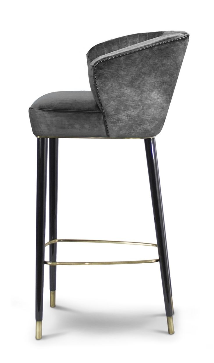 best bar stool images on pinterest  bar stool counter stools  - nuka bar chair  contemporary midcentury  modern transitional stools dering hall