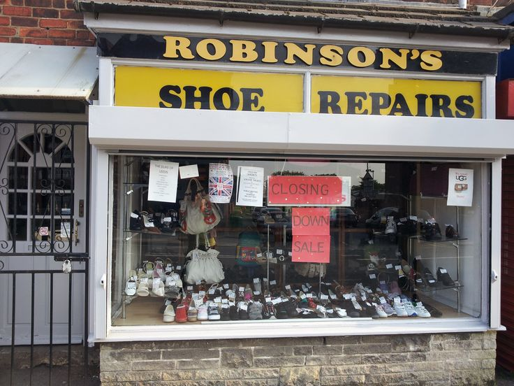 Shoe Repairs In White Rose