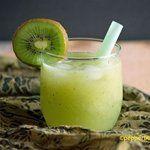 fresh healthy kiwi juice recipe