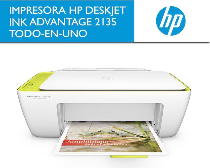 Oferta Impresora HP