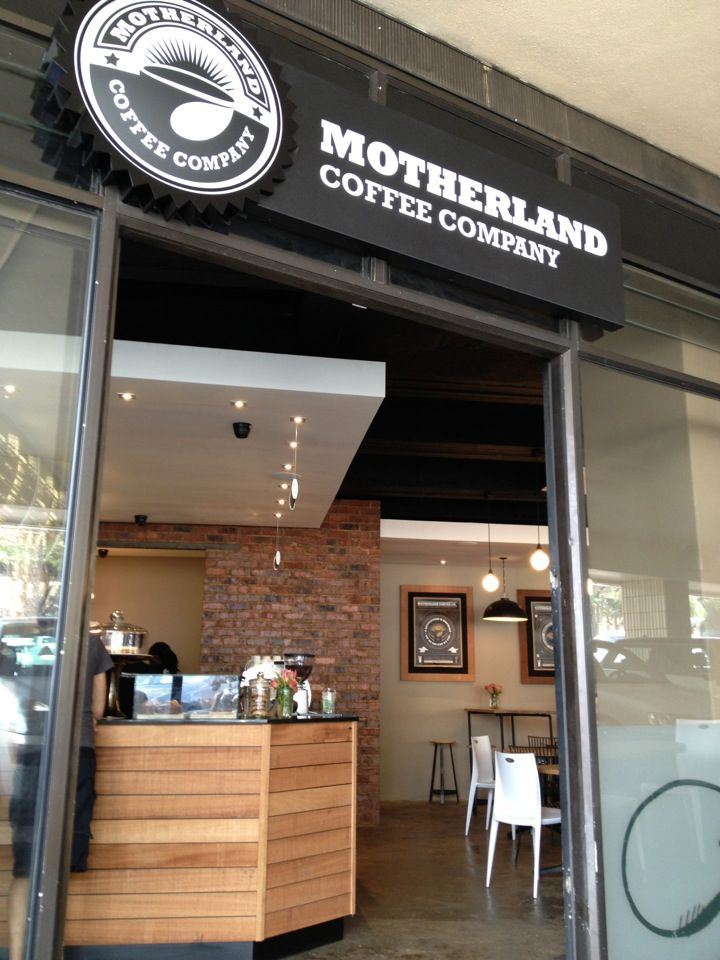 Motherland Coffee Company in EGoli, IGauteng