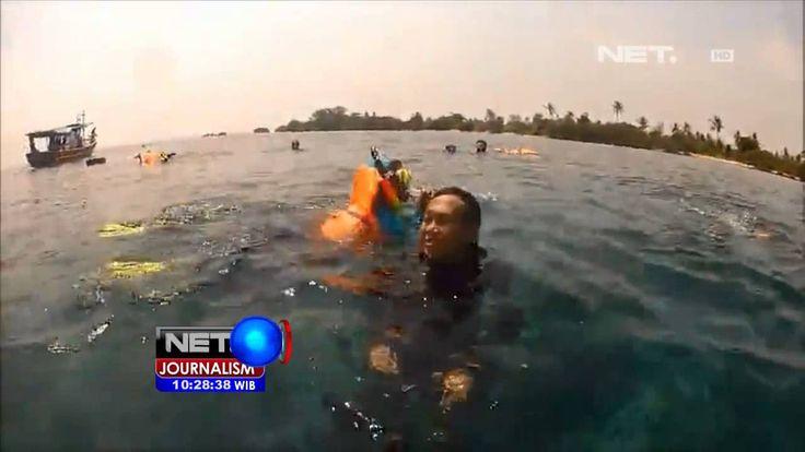 NET10 - Berlibur ke Pulau Tunda yang Mempesona