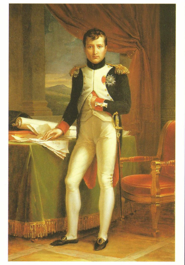 napoleon a great military leader Napoleon's strategy and tactics  role in the history and development of the military art but napoleon was no great innovator as a  and leadership.