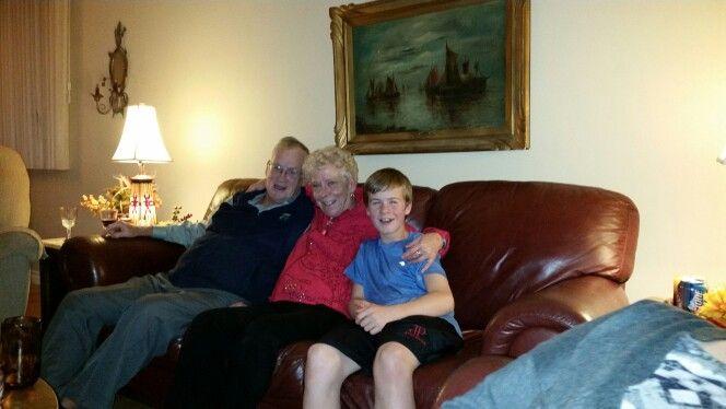 Mart,Nano, grand dad