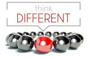 I'm different. . Are you?