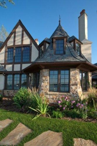 47 best Exterior - Tudor images on Pinterest | Dream houses, House ...