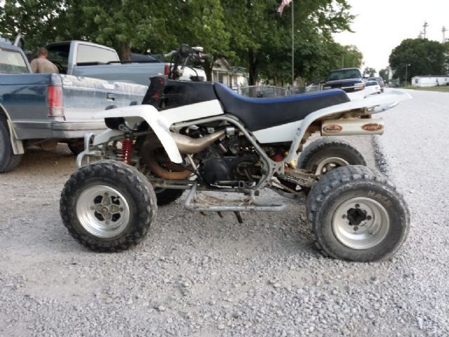 The 14 best yamaha banshee yfz 350 images on pinterest for Yamaha grizzly 350 for sale craigslist