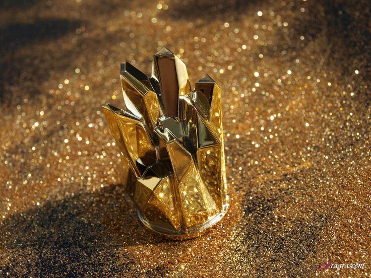 Beyonce Rise- perfume review  on fragrascent.pl #perfume #fragrance #beauty #beyonce #rise #review #perfumy #flakon #perfume_bottle #korek #gold #golden