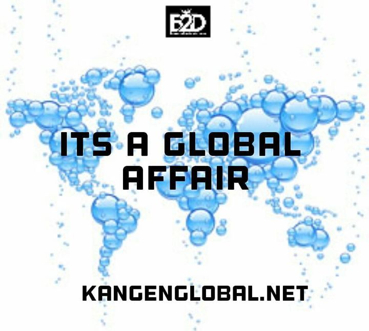 When you network for a company that makes a unique product that everybody needs and wants for health reasons you know you are on to a good thing! 44 years track record tell you this is real! Help people to regain their health through drinking alkaline water. Kangen have enviable track record and unlike many network companies  will still have global brand & presence  in 10 years time! Retire young retire healthy retire wealthy! Kangenglobal.net #blog.kangenglobal.net #Euro.kangenglobal.net…